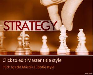 Strategy PPT Template
