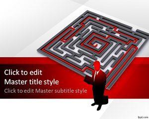 Labyrinth PPT Template