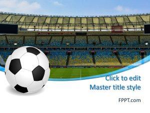 Free Football Powerpoint Templates