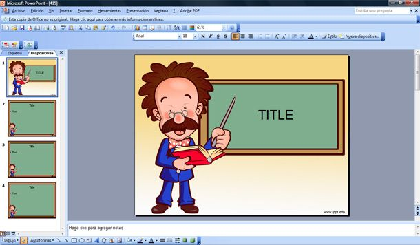 Teachers powerpoint template for Math powerpoint templates free download
