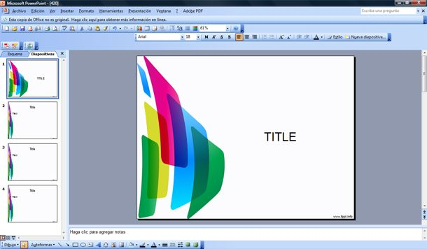nice template for powerpoint - gse.bookbinder.co, Modern powerpoint