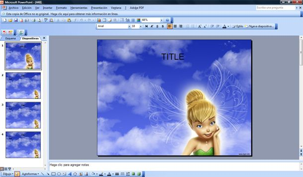 powerpoint templates free download. tinkerbell templates; free