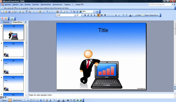 PowerPoint 2007 Templates for Presentations with Awesome Slide Designs ...