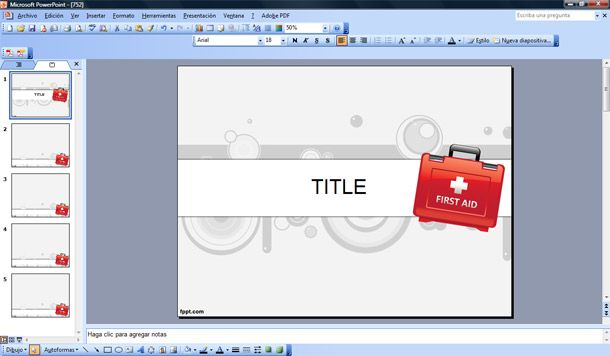 job aid template powerpoint